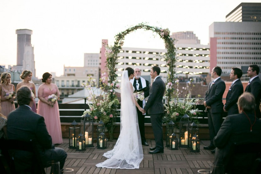 Weddings at The Chicory New Orleans