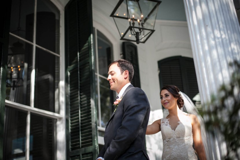 Melrose Mansion Weddings New Orleans