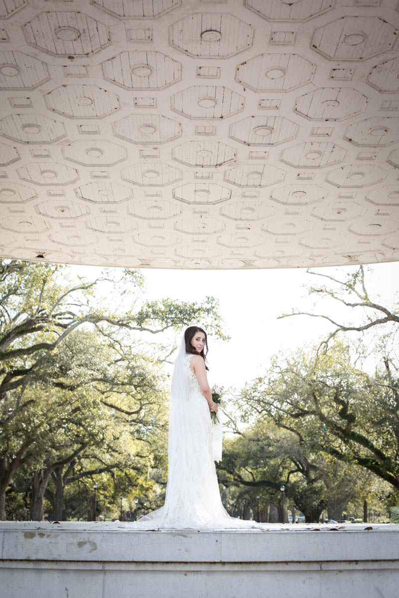 Claire Elyse Photography, New Orleans Wedding in Audubon Park