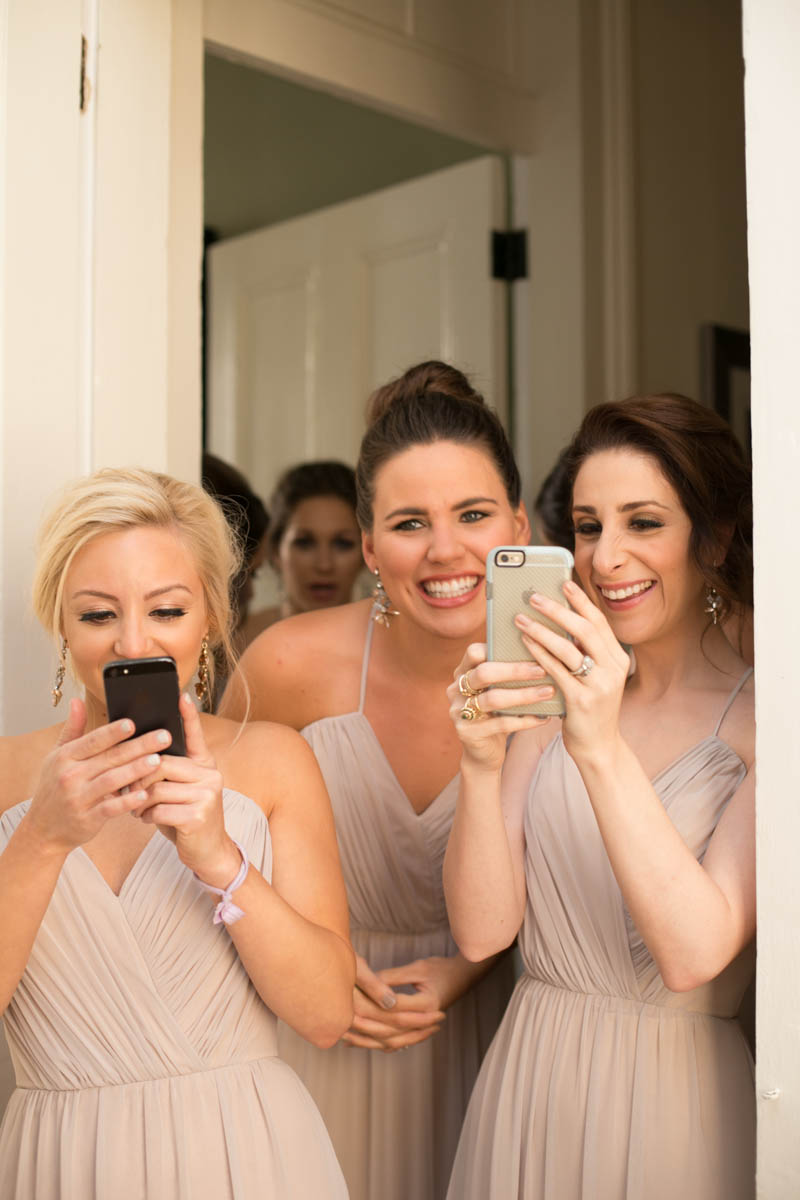 Bridesmaids New Orleans Wedding