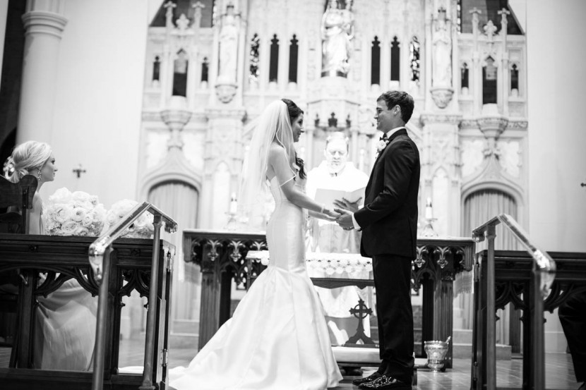 New Orleans Catholic Wedding Ceremony