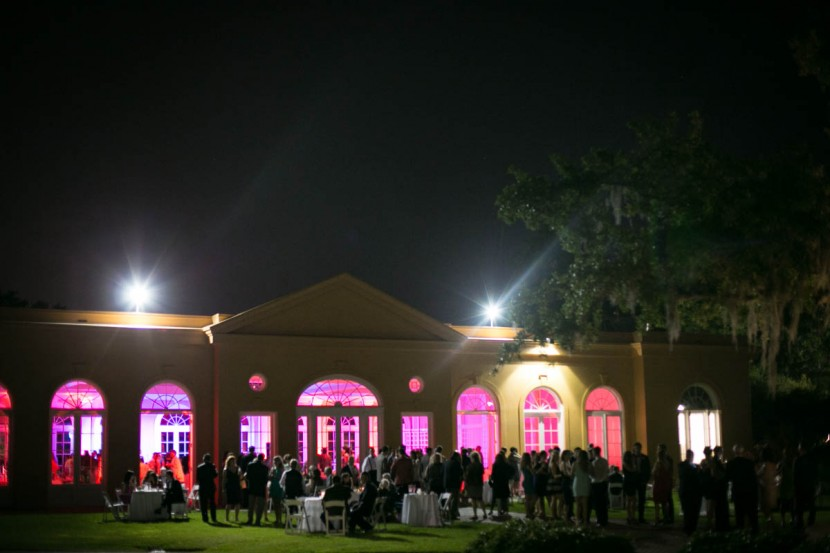 Weddings at City Park Pavilion of the Two Sisters