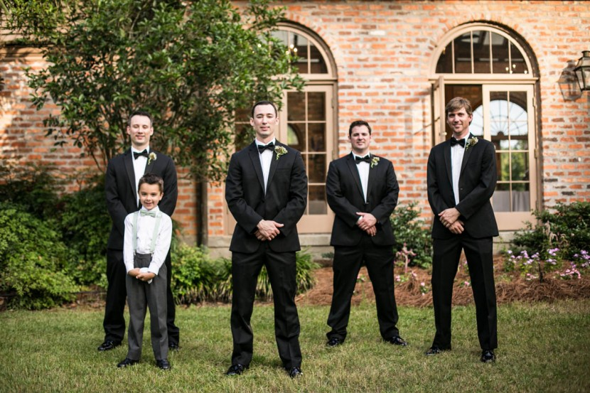 Groomsmen Baton Rouge Wedding Photographer