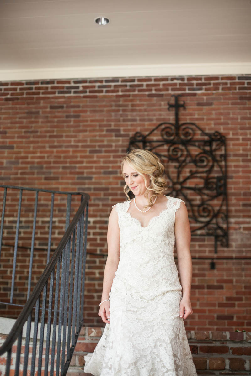 Baton Rouge Wedding, First Presbyterian Downtown