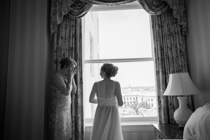 Hotel Monteleone Weddings, Getting Ready