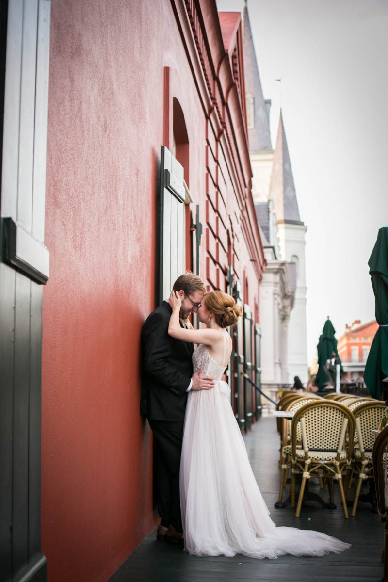 French Quarter Weddings, Jackson Square Weddings