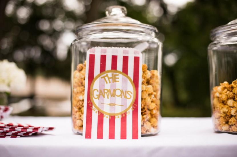 St. Francisville Wedding Photographer popcorn