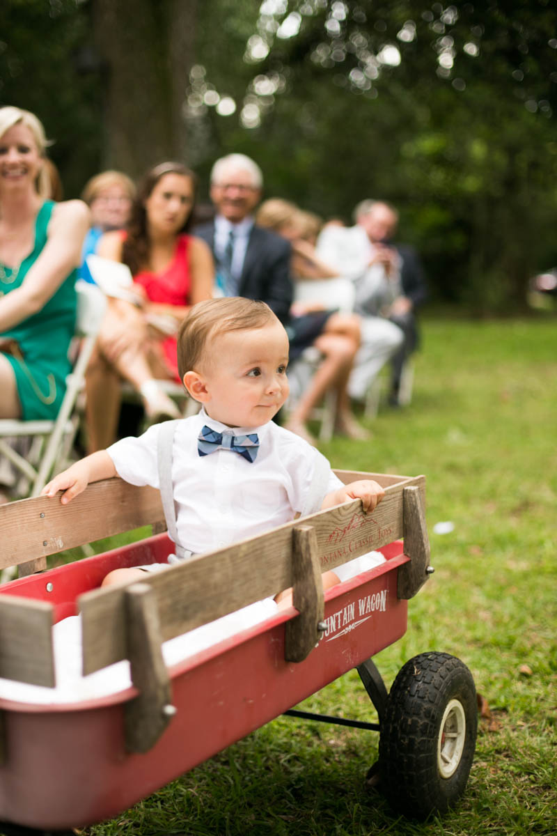 St. Francisville Wedding Photographer ringbearer