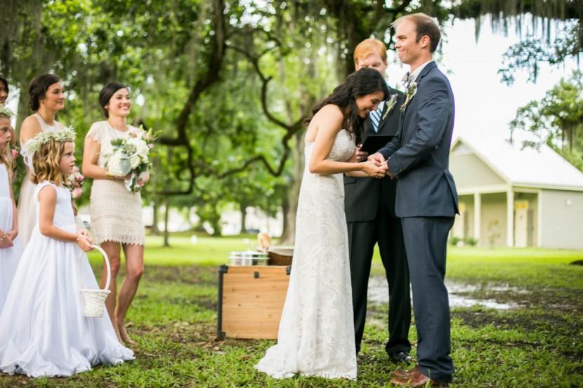 Timing Pour Wedding Cake