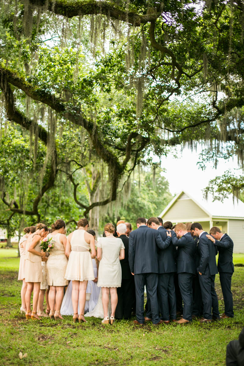 St. Francisville Wedding Photographer