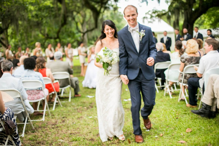 St. Francisville Wedding Photographer ceremony
