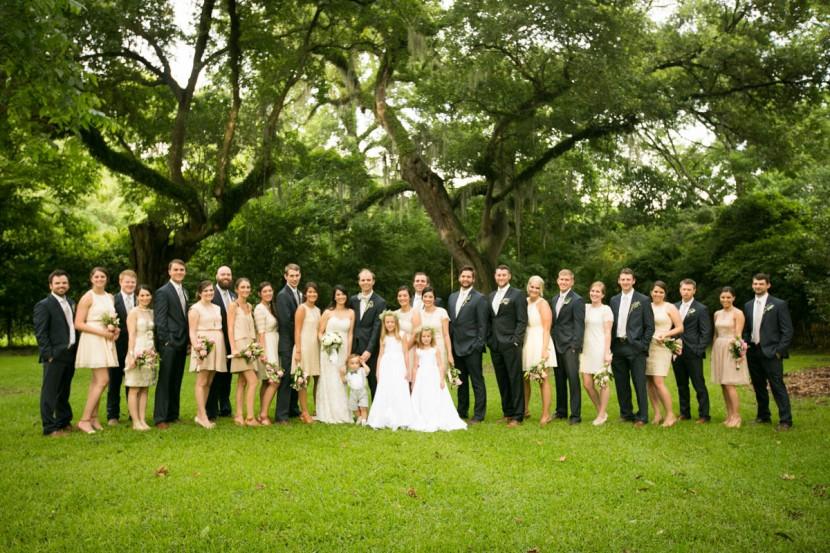 St. Francisville Wedding Photographer Bridal Party