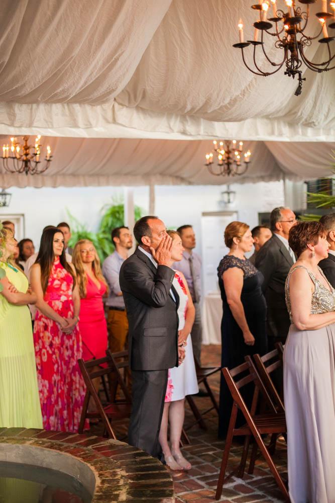 New Orleans Wedding Ceremony Terrell House