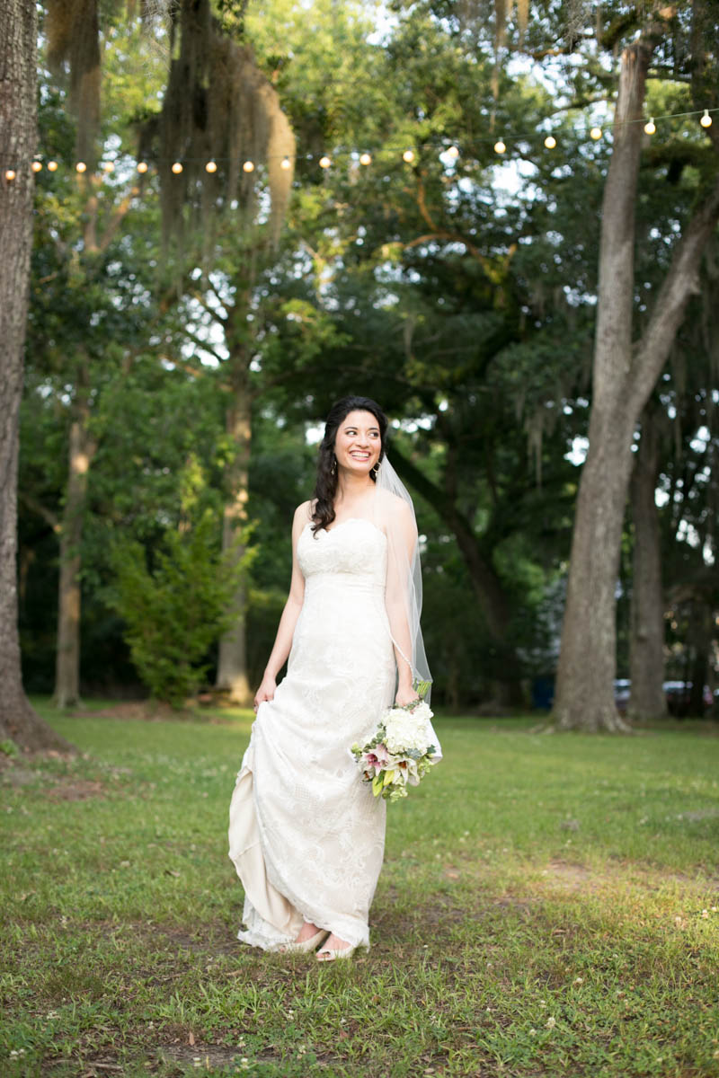 Anna Pate Garmon, St. Francisville Weddings
