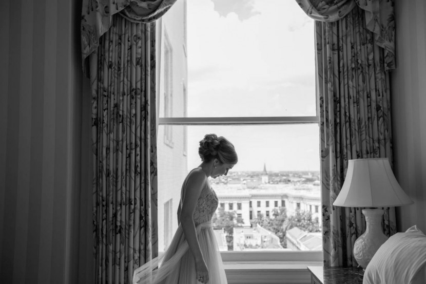 New Orleans Wedding Photographers_Hotel Monteleone