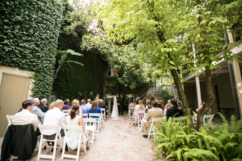 New Orleans Weddings_Maison Montagut French Quarter