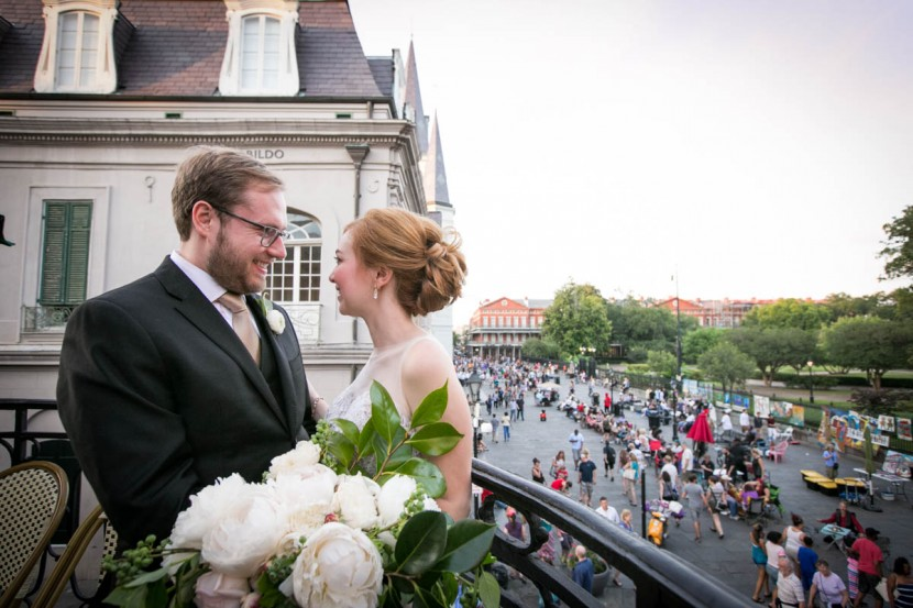 Jackson Square Wedding_New Orleans Wedding Photographers_Tableau