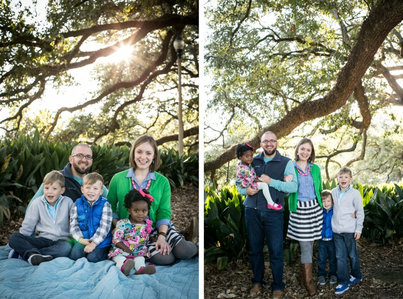 Baton Rouge Family Photos