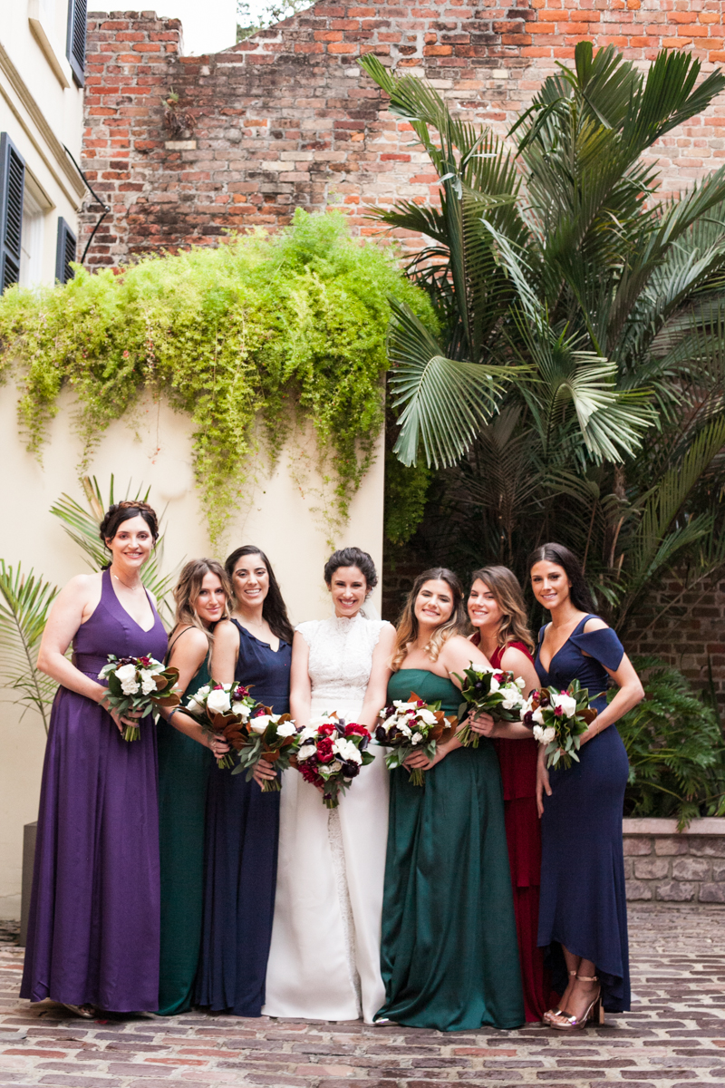 Bridesmaids New Orleans Weddings