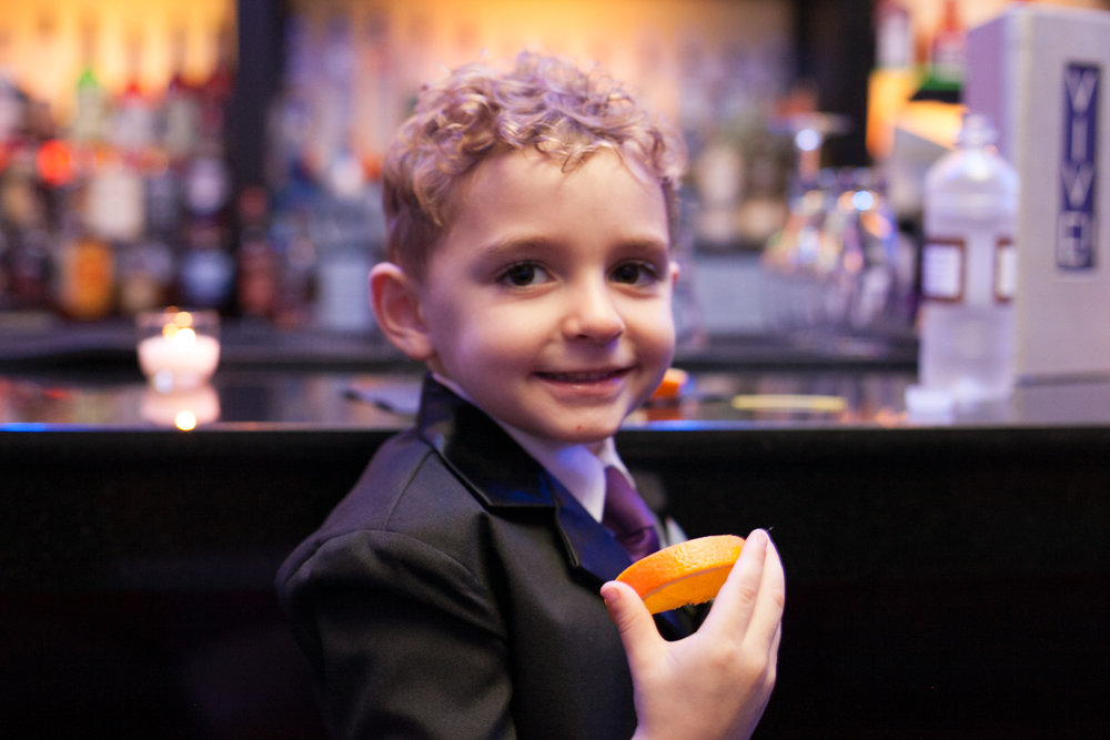 new Orleans weddings ringbearer