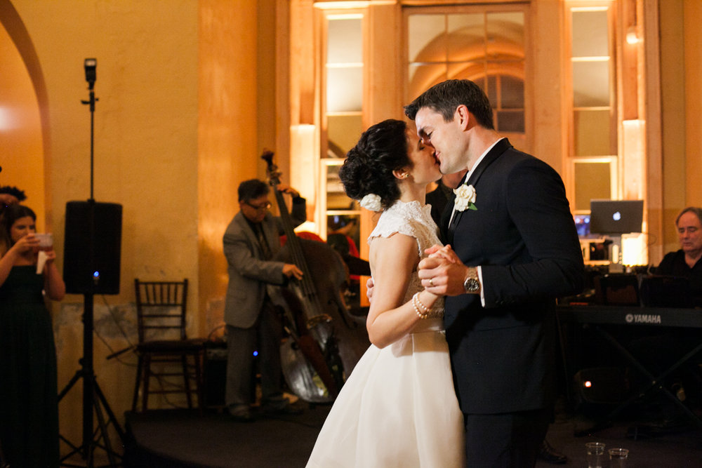 First Dance New Orleans Wedding Photographers