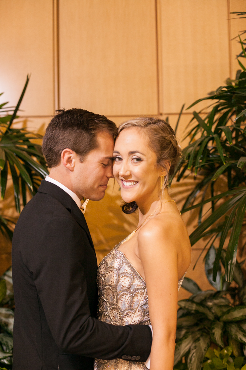 Baton Rouge Weddings bride and groom