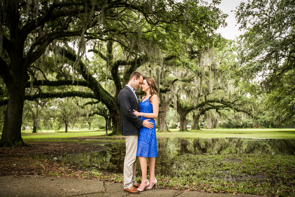 New Orleans engagements