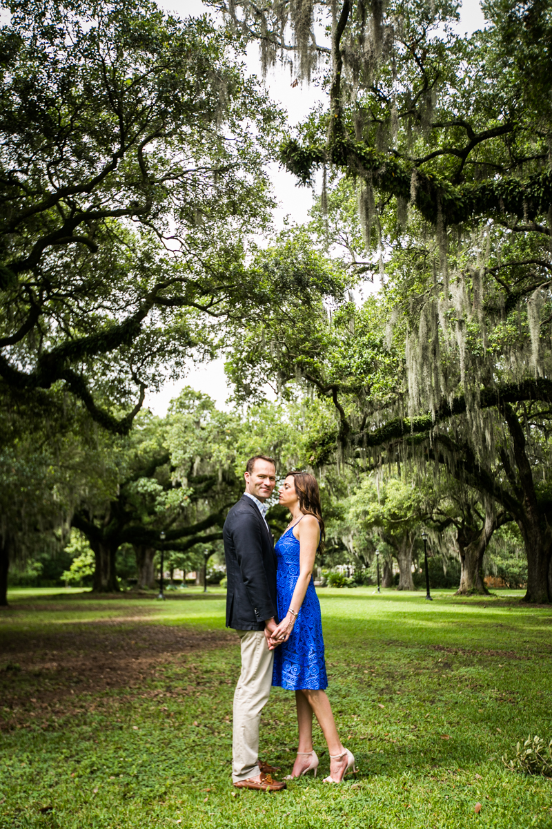 Audubon Park weddings