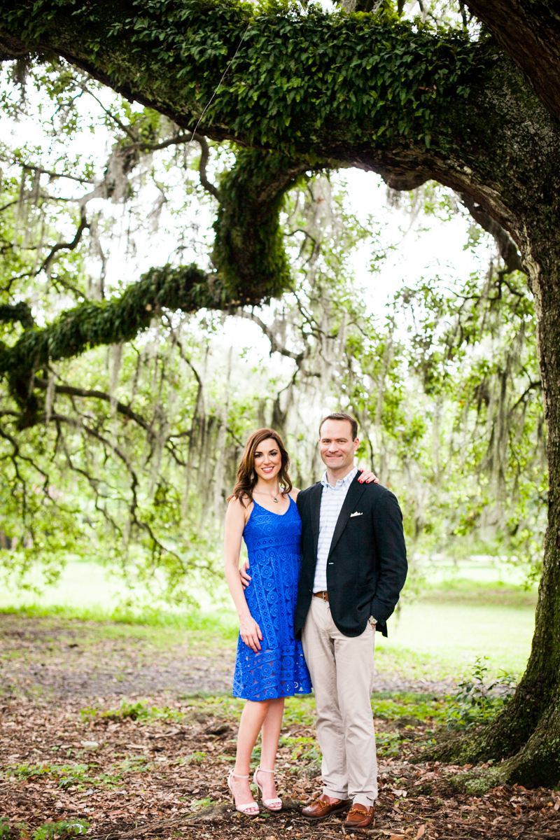 Audubon Park weddings tree of life