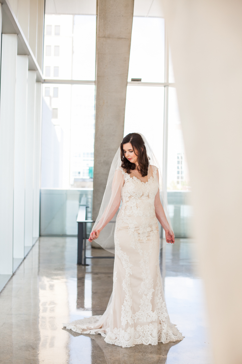 Baton Rouge Bridals Shaw Center
