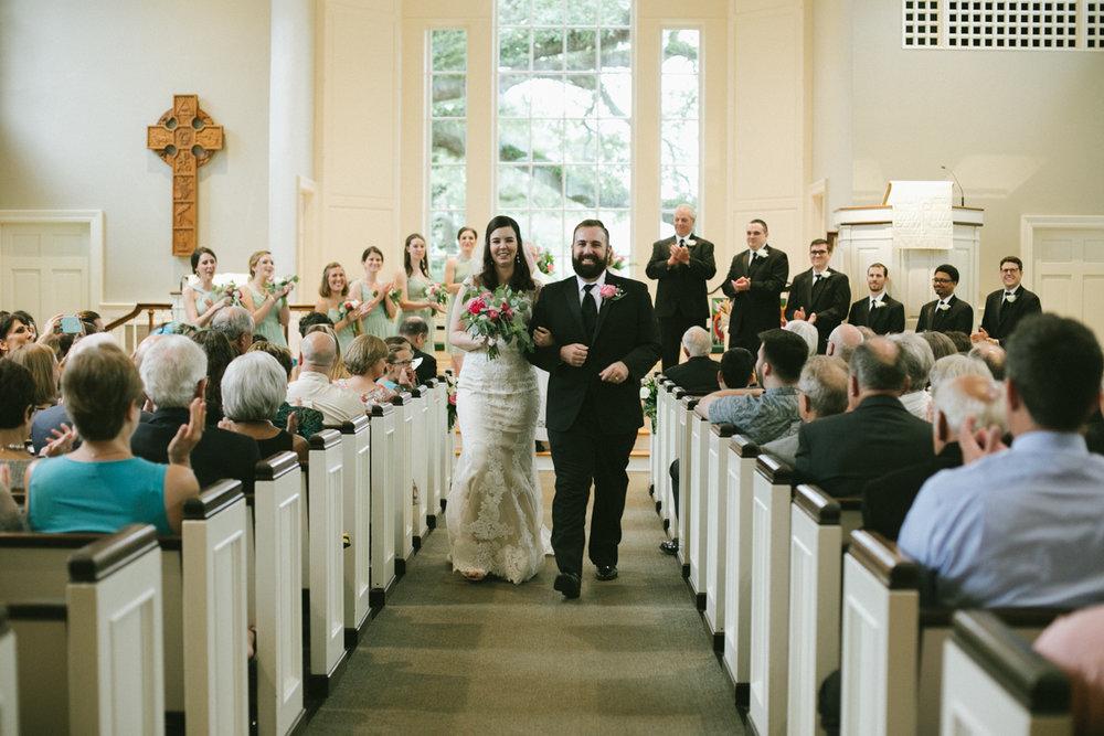 Baton Rouge Wedding Photographer Ceremony
