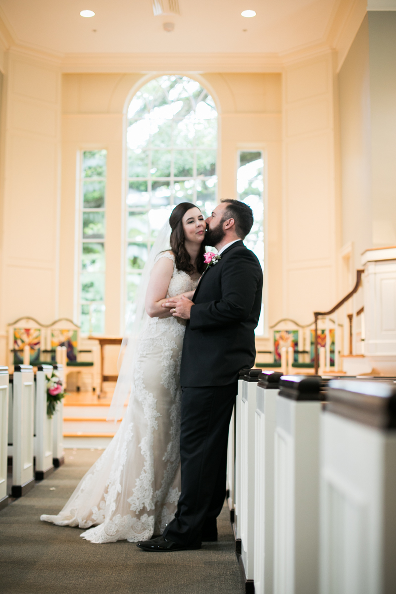 Baton Rouge Wedding Photographer Bride and Groom
