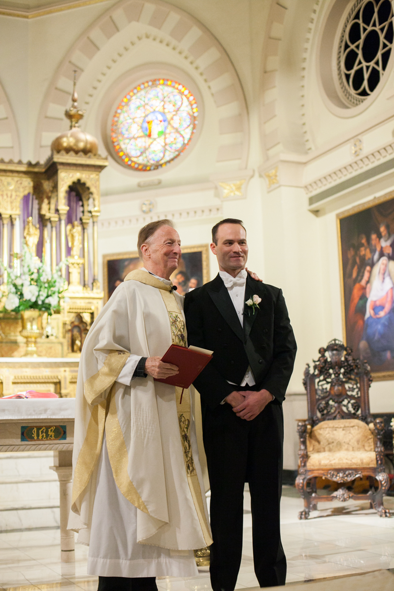 Immaculate Conception New Orleans Weddings