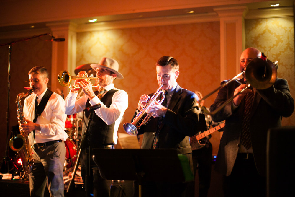 Bucktown Allstars Wedding Band New Orleans