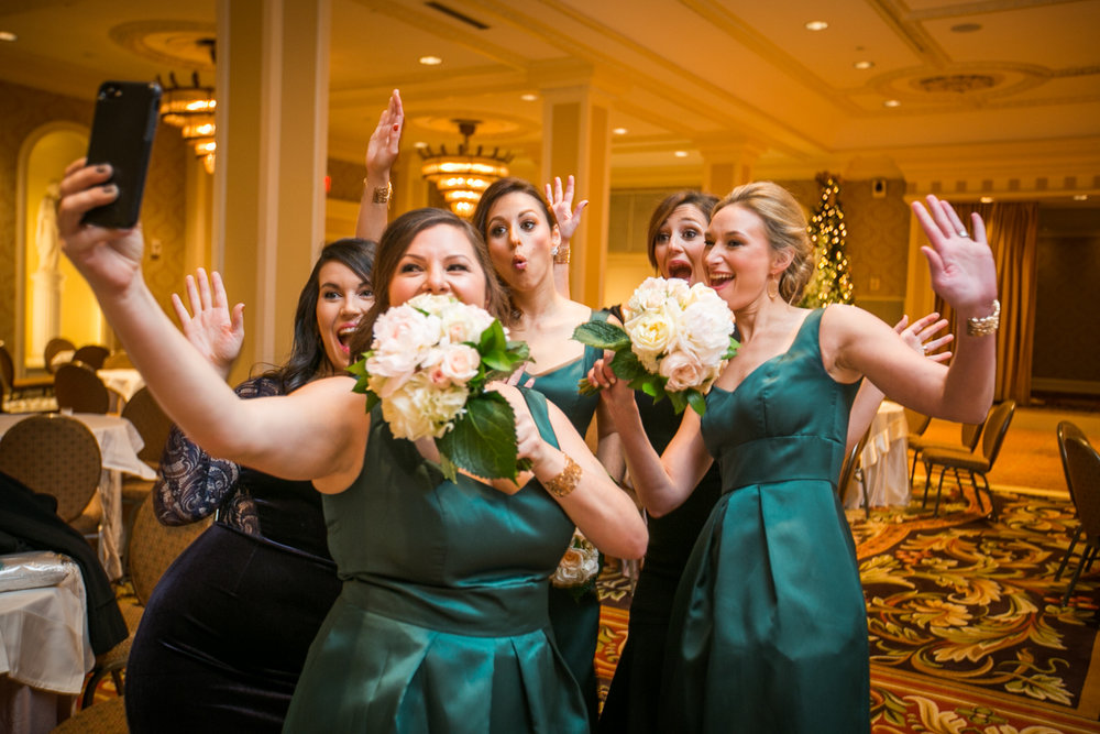 Waldorf Astoria Roosevelt New Orleans Bridesmaids Weddings