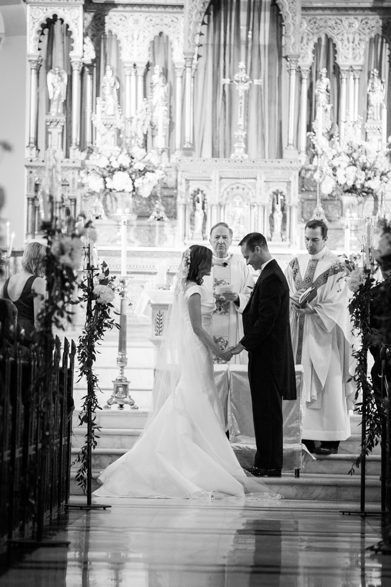 Immaculate Conception church Weddings New Orleans