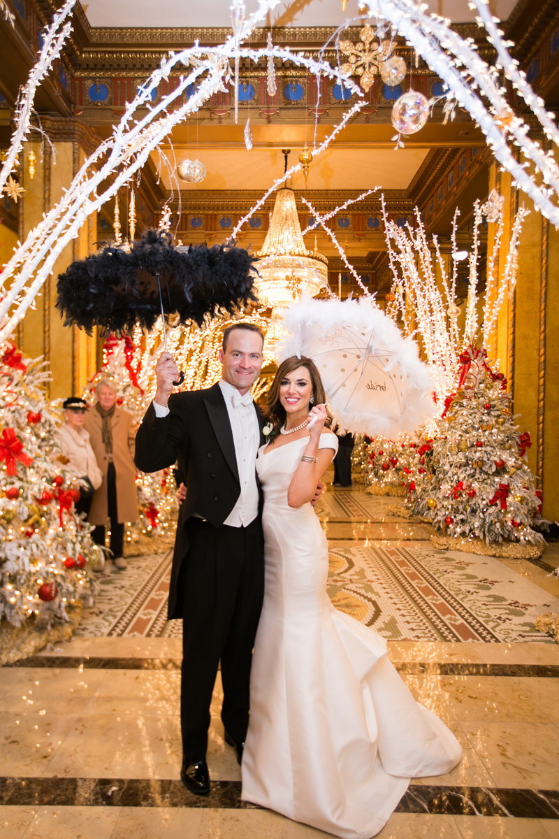 Christmas Weddings Roosevelt New Orleans
