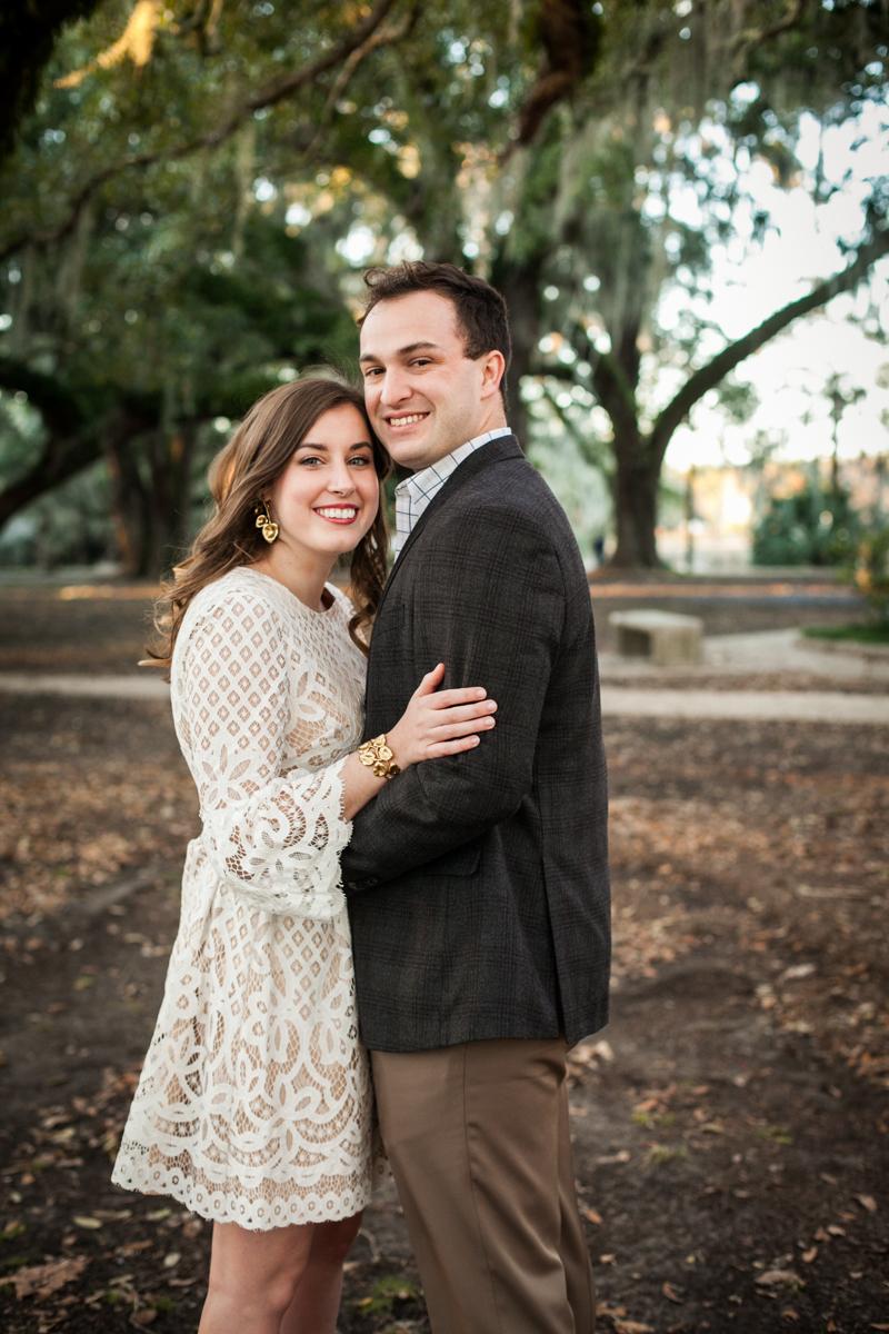 City Park New Orleans Engagements