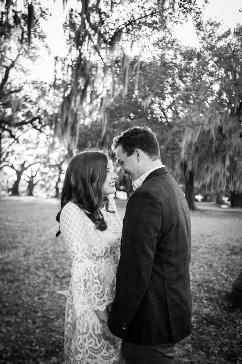City Park New Orleans Engagements