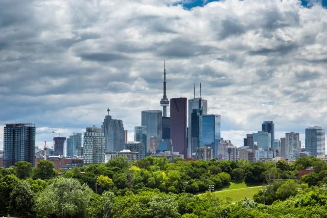 Toronto Skyline - Rob Mills Real Estate