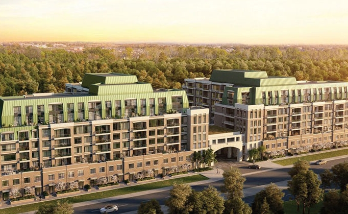 9th and Main Condos +Towns, Stouffville