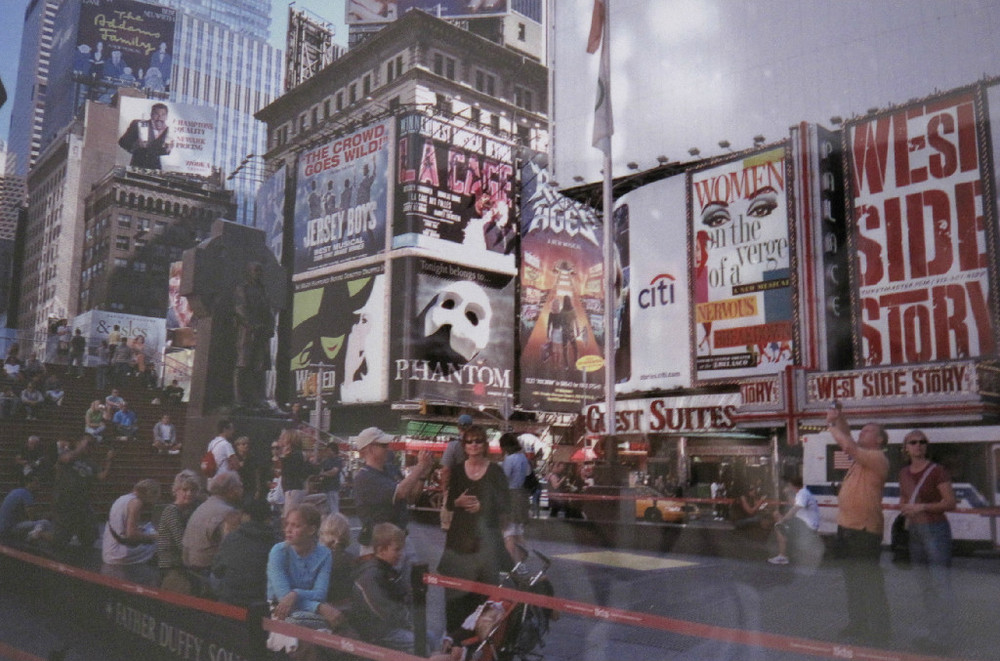 John Whittaker, Father Duffy Square