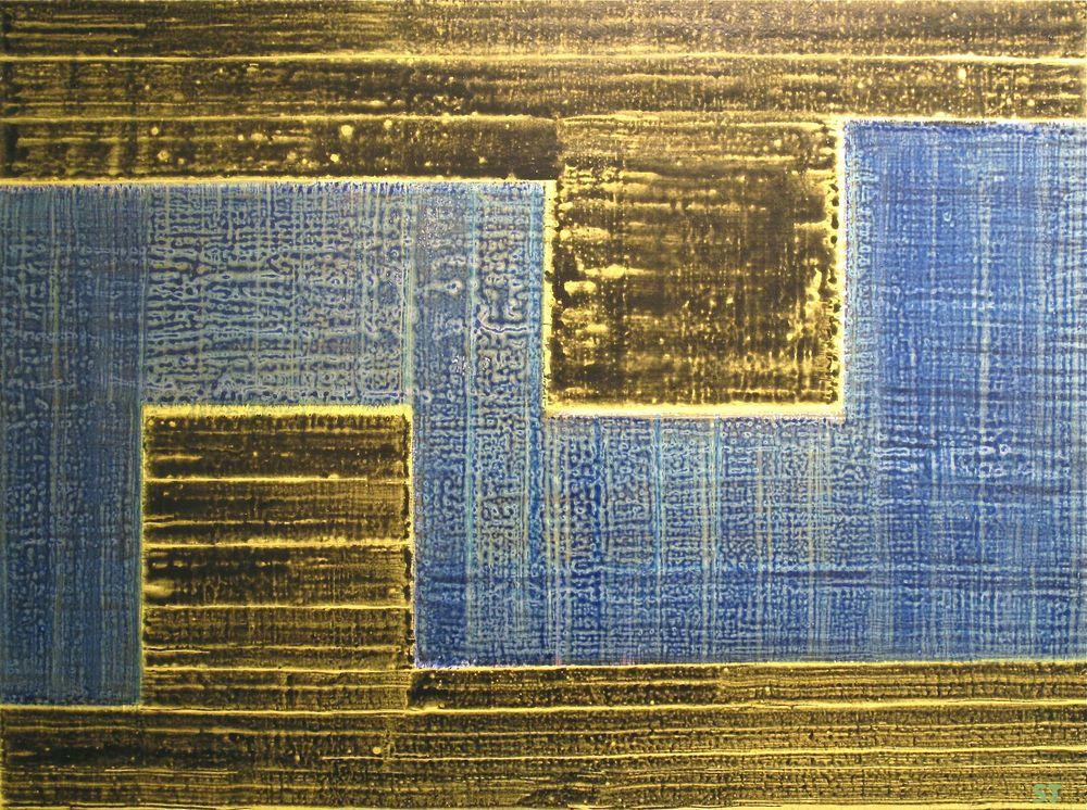 Suejin Jo, Black Tide, 30 x 40.jpg