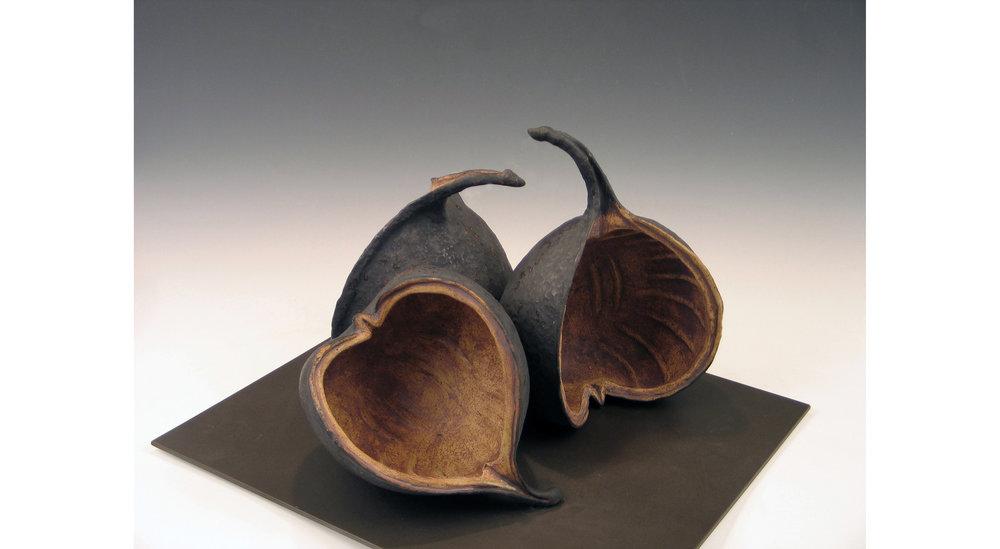 Lorenz_Buddha Nuts Nature Morte _10.5 %22h x 15 x 12_$2,300.jpg