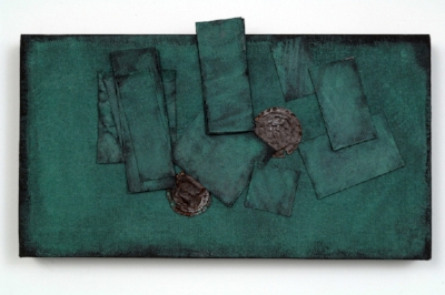 December 1, 2011 to January 6, 2012 - Leslie Shaw Zadoian: Assemblage Paintings