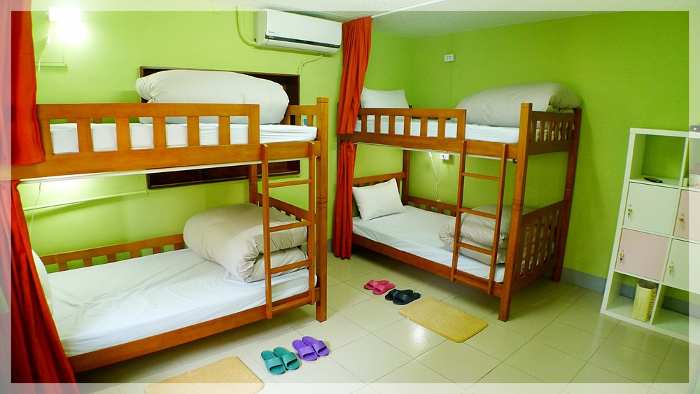 Dorm/背包房
