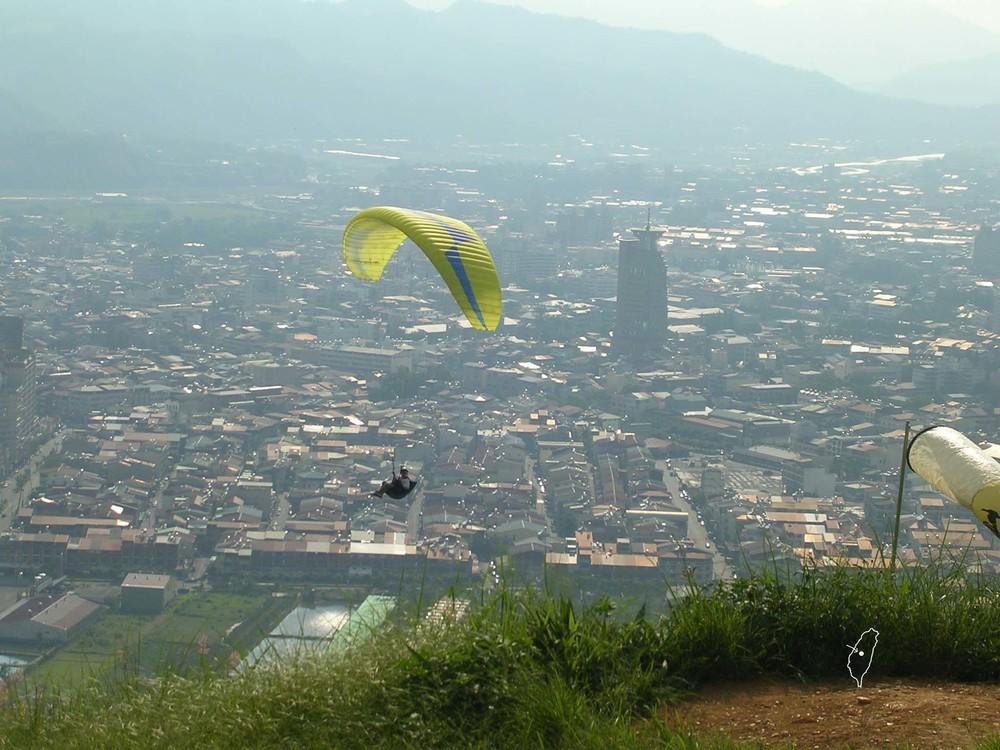 埔里飛行傘 Puli Paragliding