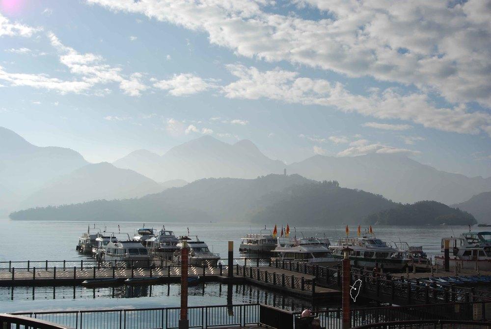 水社碼頭 Shueishe Pier