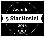 5 star hostel