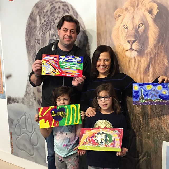 A Beautiful afternoon spent at South Fork Natural History Museum Members participate in our special workshop to help children in hospitals feel better #longisland #newyork @sofomuseum #explore #discover #Engage #laugh #create #heal @healingheadbands